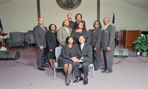 Married-Ministry