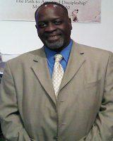 Deacon Ronald Patterson Dir of Men Ministry
